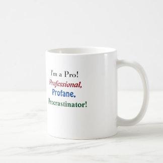 Professional mug. basic white mug