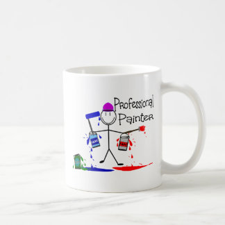 Professional Painter Coffee Mugs