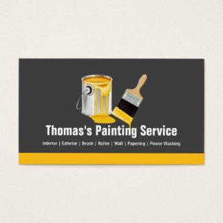 Professional Painting Service Painter Paint Brush