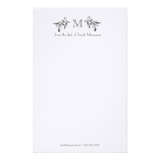 Professional Personalized Monogram Stationery