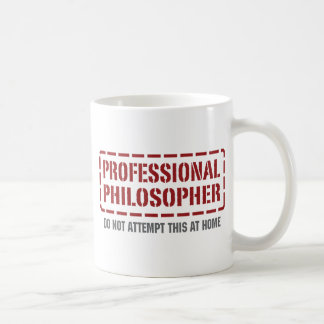 Professional Philosopher Mugs