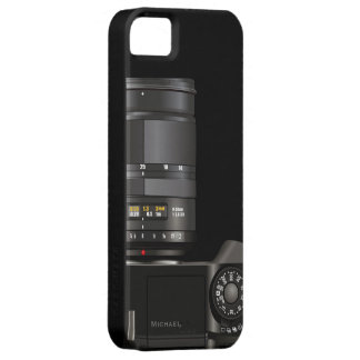 Professional Photographer Camera iPhone 5  Case