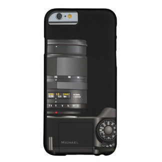 Professional Photographer Camera iPhone 6 case Barely There iPhone 6 Case