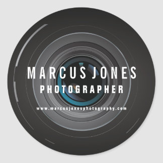 Professional Photographer Stickers