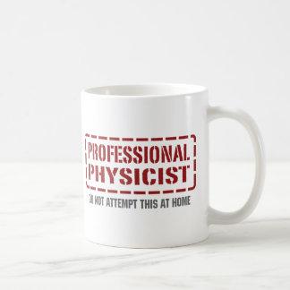 Professional Physicist Classic White Coffee Mug