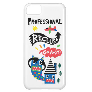 Professional Recluse iPhone 5 case