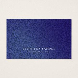 Professional Salon Elegant Fractal Modern Creative Business Card