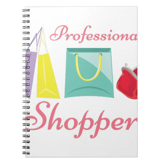 Professional Shopper Notebooks