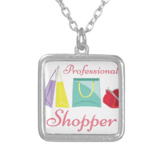 Professional Shopper Silver Plated Necklace