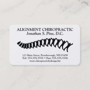 Chiropractic business cards business card printing zazzle professional standard chiropractic business cards colourmoves