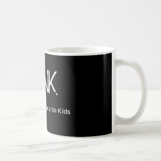 Professional Uncle No Kids Basic White Mug