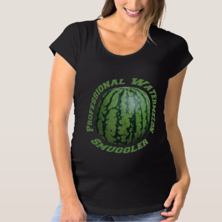 Professional Watermelon Smuggler Maternity Top