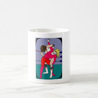 Professional Wrestling Coffee Mug