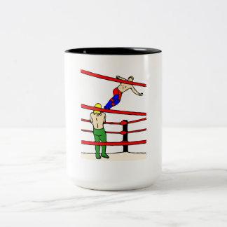 Professional Wrestling Coffee Mugs