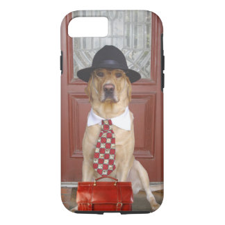 Professional Yellow Lab iPhone 7 Case