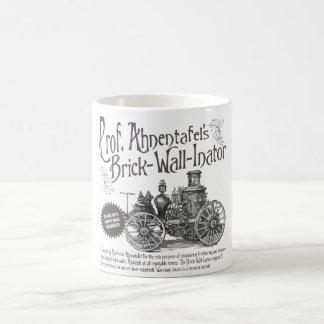 Professor Ahnentafel's Brick-Wall-Inator Coffee Mug