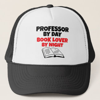 Professor by Day Book Lover by Night Cap