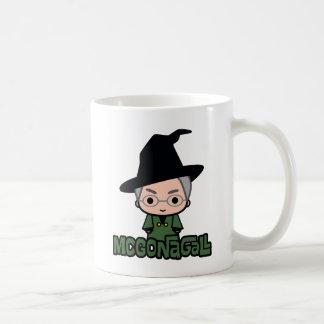 Professor McGonagall Cartoon Character Art Coffee Mug