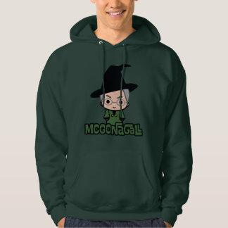 Professor McGonagall Cartoon Character Art Hoodie