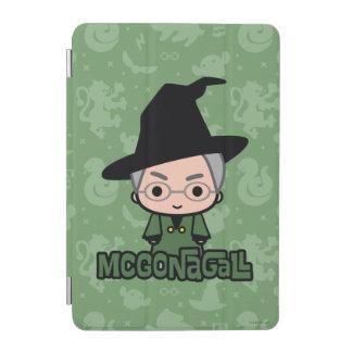 Professor McGonagall Cartoon Character Art iPad Mini Cover