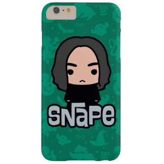 Professor Snape Cartoon Character Art Barely There iPhone 6 Plus Case