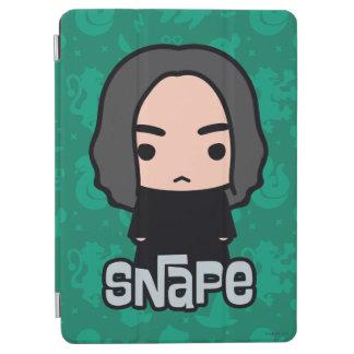 Professor Snape Cartoon Character Art iPad Air Cover