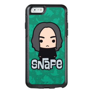 Professor Snape Cartoon Character Art OtterBox iPhone 6/6s Case