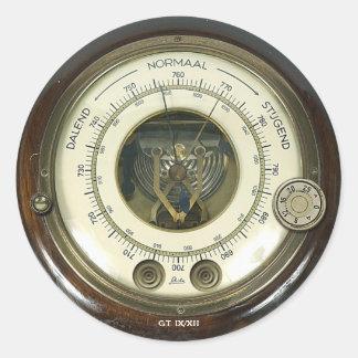 Professor Temple's Baraethiometer Sticker
