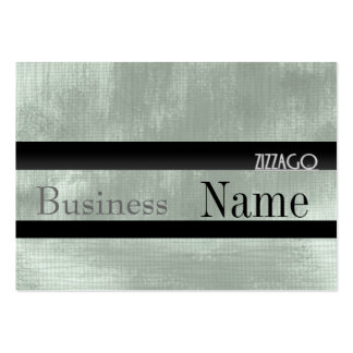 Profile Card Business Worn Green Black Business Card Template