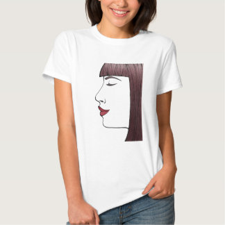 profile girl t shirts