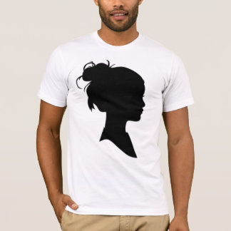 Profile of a Woman T-Shirt