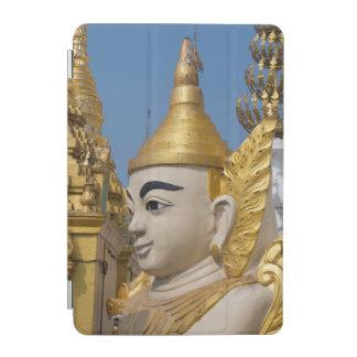 Profile Of Buddha Statue iPad Mini Cover