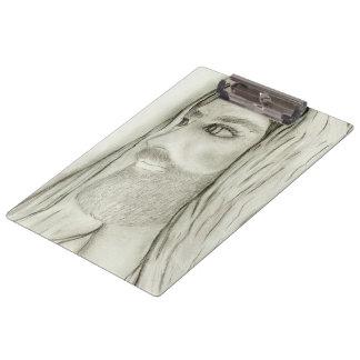 Profile of Jesus Clipboards