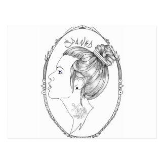 Profile Postcard