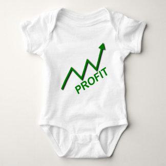 Profit Curve Baby Bodysuit