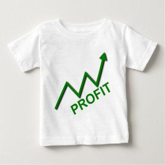 Profit Curve Baby T-Shirt