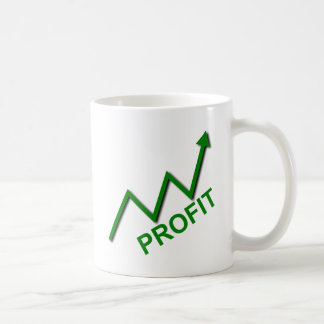 Profit Curve Coffee Mug