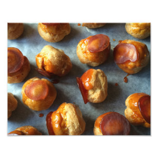 Profiteroles Photographic Print