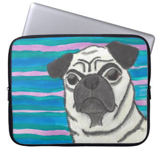 Profound Hounds Pugly 15inch Laptop Sleeve