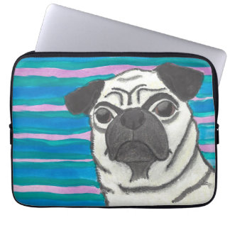 Profound Hounds Pugly Laptop Sleeve