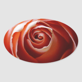 Profound Love Oval Sticker