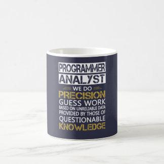 Programmer Analyst Coffee Mug