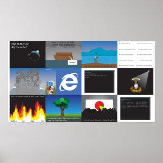 Programmer Bible Scenes Poster