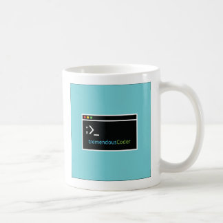 Programmer Or Coder Coffee Mug Related To Terminal