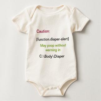 Programmer's Baby Poop Shirt