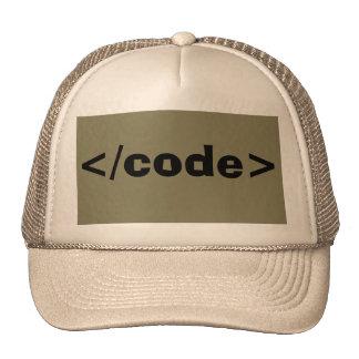 Programmer's Trucker Hat