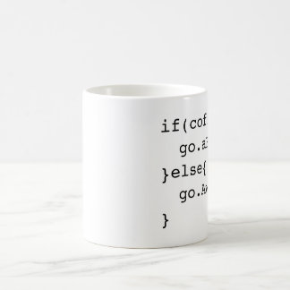 Programming Coffee Mug