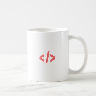 Programming Tag Coffee Mug