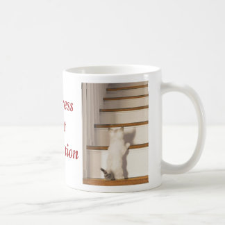 Progress Not Perfection Coffee Mug