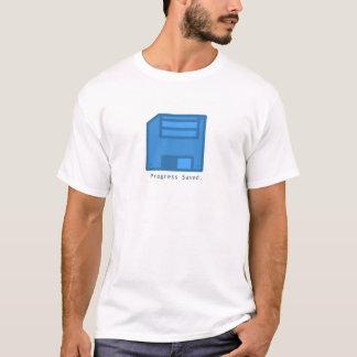 Progress Saved T-shirt